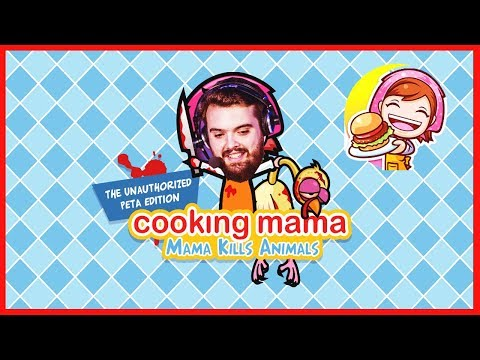 """IBAI"" *JUEGA Al COOKING MAMA* 