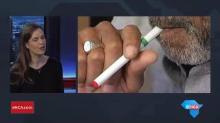 13 July 2017 - If you're trying to quit smoking and you've turned tovapingbecause you believe it to be a safer alternative, here's a piece of news that may lead you to reconsider.eNCA speaks toAfrica Check Editor, Anim van Wykfor more insight.