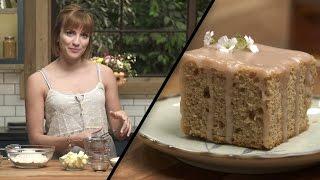 Earl Grey Tea Cakes | Julie Nolke by Tastemade