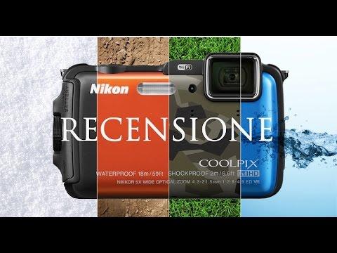 Recensione - Nikon aw120 | Fotocamera Subacquea