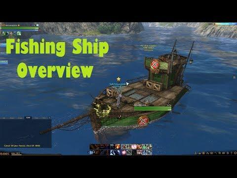archeage видео рыбалка