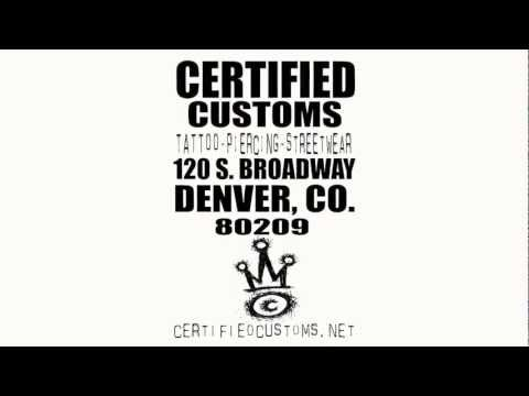 video:CERTIFIED CUSTOMS INC.