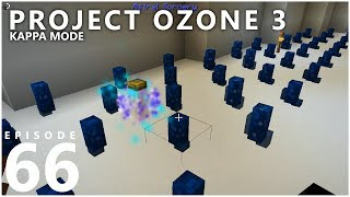 Project Ozone 3 Kappa Mode - CRYSTAL CLUSTERS [E66] (Modded Minecraft Sky Block)