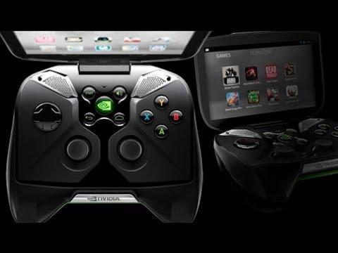 NVIDIA Shield - Обзор