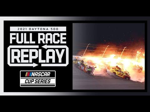 2021 Daytona 500 | Massive Wrecks and an Upset Winner | Full Race Replay