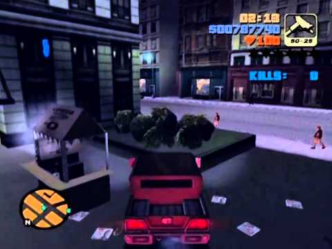 grand theft auto 3 playstation 2 code