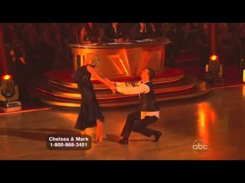 OEyeCu812 - 10 9 10 Chelsea Kane & Mark Ballas dancing with the stars Waltz.