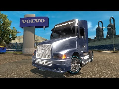 Volvo Truck NH12 edited by Cp_MorTifIcaTioN v1.1