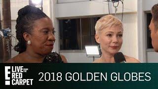 Michelle Williams Talks