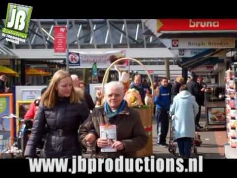 Video van Walking Table - Paasmand | Attractiepret.nl