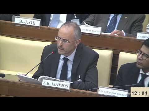 Antonis R. Liatsos | 2016 | Judges' Summit on Human Trafficking and Organized Crime