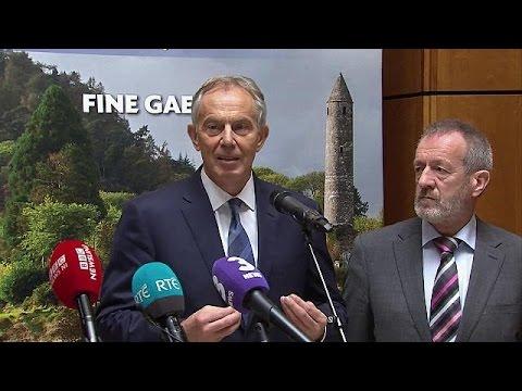Τ. Μπλερ: Ένα «σκληρό σύνορο» στην Ιρλανδία λόγω brexit θα ήταν καταστροφή