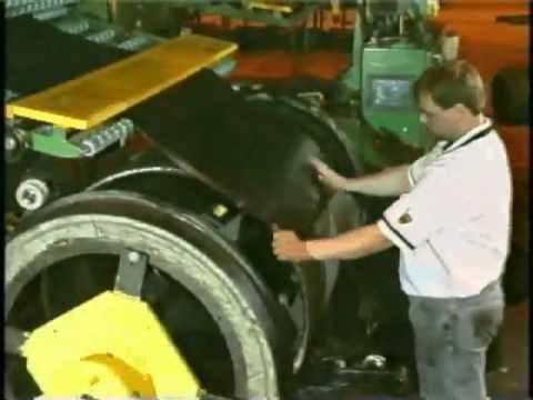 tires - How Tires are made http://www.otrwheel.com/ OTR Wheel Engineering designs and markets specialty tires used on equipment in construction, agricultural and ind...
