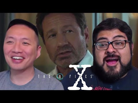 """The X-Files Season 11 Episode 1 Reaction and Review """"My Struggle III"""""""