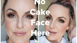 Video How to achieve a flawless look with NO CAKE FACE- Elle Leary Artistry MP3, 3GP, MP4, WEBM, AVI, FLV Agustus 2018