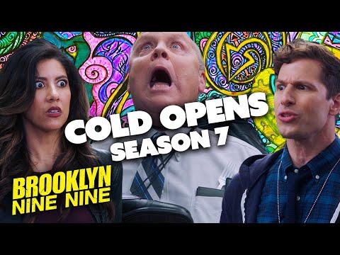 Season 7 Cold Opens | Brooklyn Nine-Nine | Comedy Bites