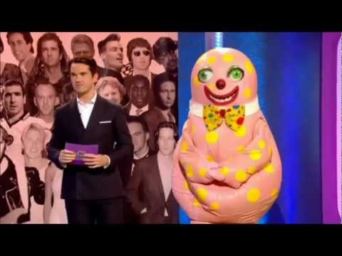 One of the most absurd and hilarious 6 minutes in Television history. May I present Mr Blobby.