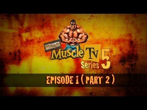 MAX'S Muscle TV Season 5 - Ep 1 ( Part 2 )