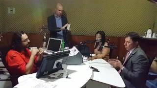 Entrevista com o presidente do TRE-BA, desembargador José Edivaldo Rocha Rotondano
