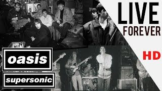"OASIS: SUPERSONIC || ""Live Forever"" Scene (Subtitulado. Español)"