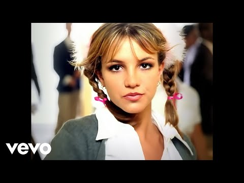 Britney Spears – ...Baby One More Time