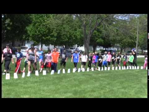 Pipestone Hill School Cancer Awareness Month