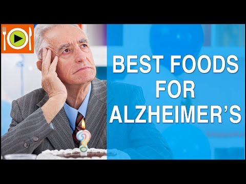 Alzheimer's Disease | Foods to Improve Memory & Brain Function
