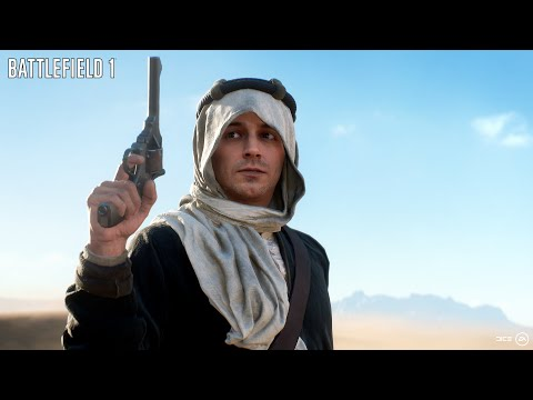 Battlefield 1 - Trailer officiel du solo