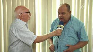 Tio Mica entrevista presidente do Sindicato dos Metalurgicos do Sul Fluminense