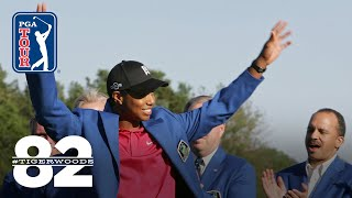 Tiger Woods wins 2007 Wachovia Championship | Chasing 82 by PGA TOUR