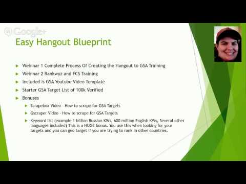 Easy Hangout Blueprint Review – YouTube SEO Secret Stuns Internet Marketing Experts