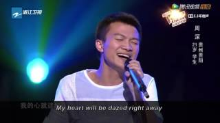 Nonton The Voice Of China   Zhou Shen Sings Film Subtitle Indonesia Streaming Movie Download