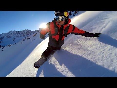 sci e snowboard freeride allo stato puro!