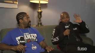 Tech N9ne & Murs Talk Eminem & Slipknot