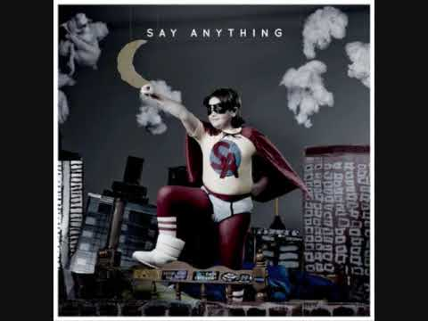 Say Anything No Games (Truth Serum) (New Album)