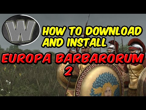 comment installer europa barbarorum