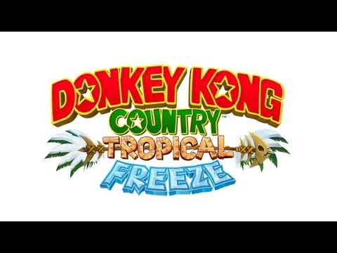 Donkey Kong Country Tropical Freeze OST - All Rocket Barrel tracks played simultaneously