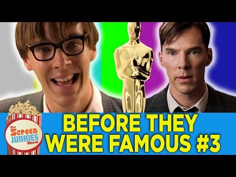 Before They Were Famous 3 Oscars 2015 Edition
