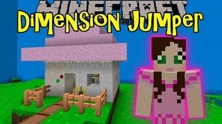 Minecraft: Dimension Jumper (Custom Map) Part 1