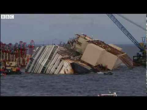 Costa Concordia salvage to go ahead
