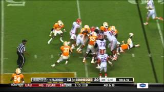 Mike Gillislee vs Tennessee (2012)