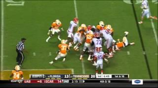 Mike Gillislee vs Tennessee (2012)