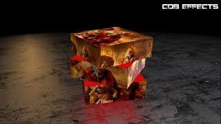 Rubik's Cube After Effects Element 3D