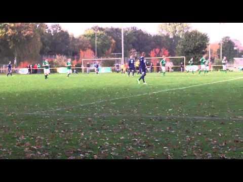 Werder Frauen : Hohen Neuendorf 7:1 (20.10.2013) (видео)