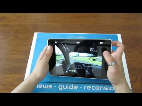 Hp Slate 8 Pro Recensione by AndroidBlog