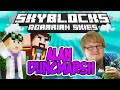 Minecraft - Hardcore Skyblock Part 72: ALAN DUNCMARSH (Agrarian Skies Mod Pack)