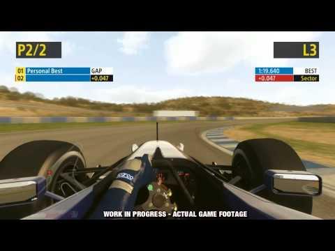 обзор трейлер Formula 1 2013 (F1 2013)(CD-Key, Steam, Россия, СНГ)