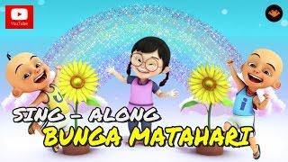 Upin & Ipin - Bunga Matahari (Sing - Along)