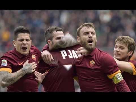 roma-napoli 1-0: il gol di pjanic raccontato da carlo zampa