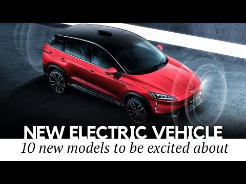 Download 10 All-New Electric Cars and Vehicles with Promising Specifications to Arrive by 2020 HD Mp4 3GP Video and MP3